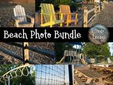 Beach Photo Bundle - for Personal and Commercial Use