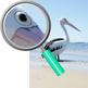 Beach Photos - Details of Beaches / Ocean Shore Photograph Clip Art Set