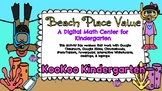 Beach Place Value-A Digital Math Center (Compatible with G