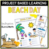 Distance Learning - Beach Project Based Learning July - Ki