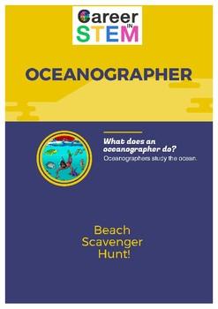 Beach Scavenger Hunt - fun summer activity!