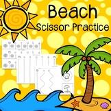 Beach Scissor Practice