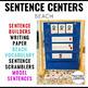 Beach Sentence Builders