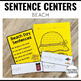 Sentence Centers Beach