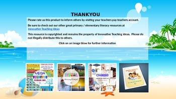 Beach Story PowerPoint Template