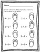 "Beach & Summer ""Check the Sign"" Addition & Subtraction Worksheets"