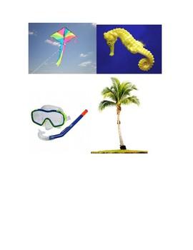 Beach/Summer Clip Art