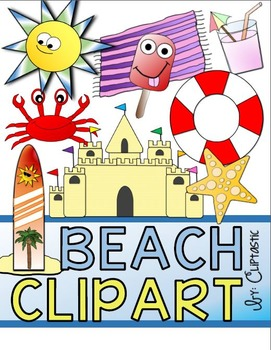 Beach Summer Clipart