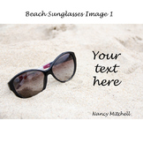 Beach Sunglasses Image 1