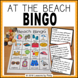 Beach Theme Bingo Bundle