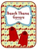 Beach Theme Covers