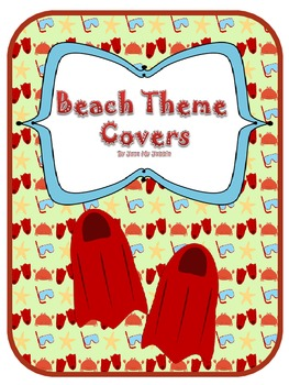 Beach Theme Covers