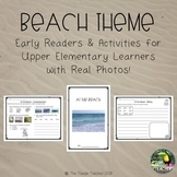 Beach Theme: Early Reader Books & Activities