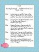 Beach Theme Grade Three Common Core Lesson Planning Pack