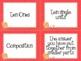 Beach Theme Kindergarten CCSS Complete Vocabulary Program
