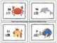 Beach Themed 2 Digit Addition Link 4 Game