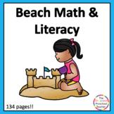 Beach Math & Literacy