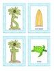 Beach Themed Alphabet Cards