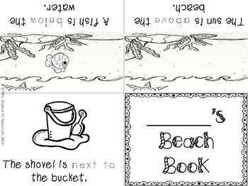 Positional Words Task Cards and Activities