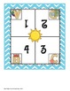 Beach Themed Student Grouping Cards and Partner Talking Cards