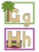 Beach-Themed Word Wall Headers