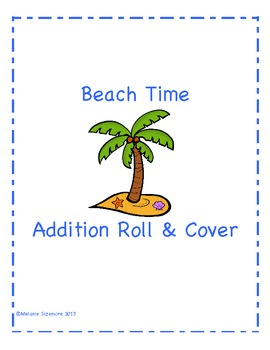 Beach Time Addition Roll and Cover