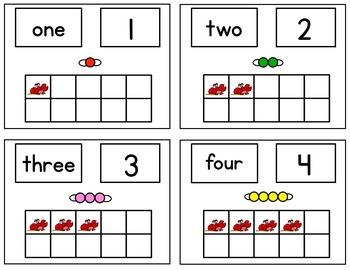 Beach Time Math Center / Montessori Style / Hands-on Activities