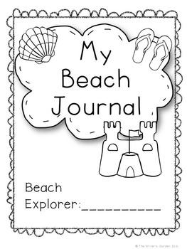 Beach Writing, Sensory, Games