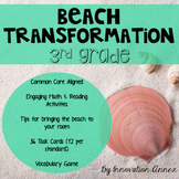 Beach Simulation 3rd Grade