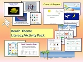 Beach Unit--Interactive books, Special Education and SLP: ESY