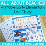 Beach Unit Study - All About Beaches!