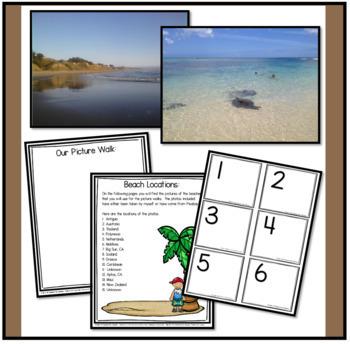Beach Unit~ Combining Curriculum with a Beach Theme