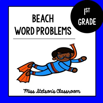 Beach Word Problems