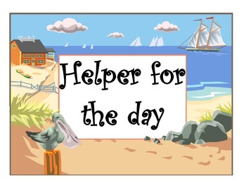 Beach-themed Rewards Game