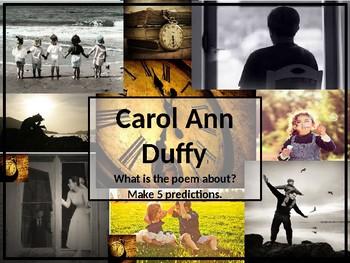 Beachcomber - Carol Ann Duffy