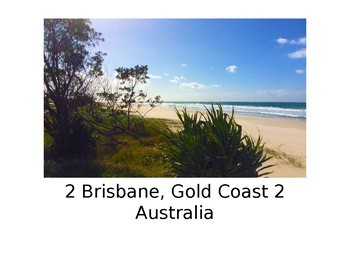 Beaches & Coastline: 20 Photos for use in class and your teaching resources