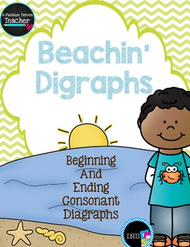 Digraph Activities, Centers, and Notebook Pages