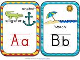 Beachin' It Classroom Theme