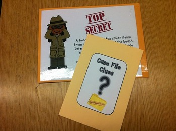 Making Inferences {Context Clues, Citing Evidence, Finding Proof}