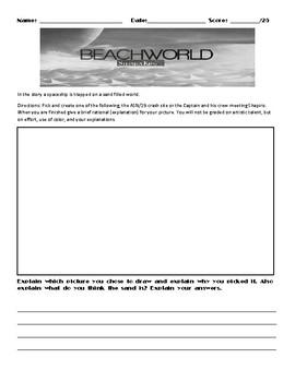 Beachworld by Stephen King Assignment