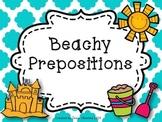 Beachy Prepositions Presentation