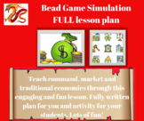 Bead Game Simulation FULL lesson Plan and Activity