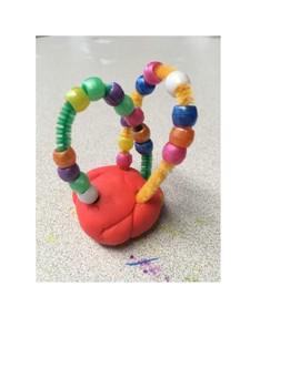 Bead Sculpture