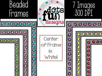 Beaded Frame Graphics