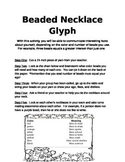 Beaded Necklace Glyph