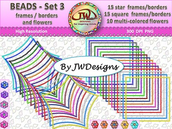 Frames and Borders -Clip Art