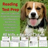 Beagles Grades 3-5 Reading Comprehension and Vocabulary Te