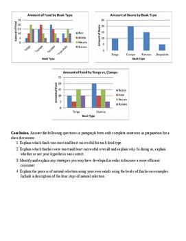Beak Selection Experiment: Lab Sheet