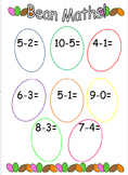 Bean Addition and Subtraction