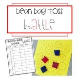 Bean Bag Toss Battle